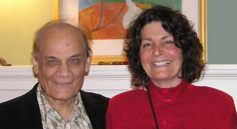 Akhter Ahsen, PhD and Wendy Yellen, circa 2005
